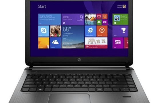 HP ProBook 430 G2 Core i3 4th Gen 4GB RAM 320GB HDD