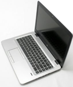 HP EliteBook 745 G3 14in Notebook PC - AMD A10-8700B 1.8GHz 8GB 256GB SSD Windows 10 Professional (Renewed)