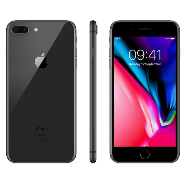 iphone 8 plus 256gb is the bigger brother of the Apple iPhone 8, same size with iPhone 7  for that person who wants a bigger display estate on an iPhone 8.