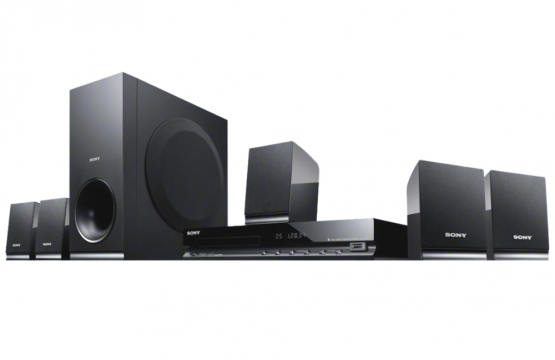 Sony DAV-TZ140 Home Theater