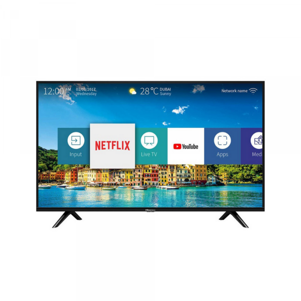 Hisense 43B6000 43″ Smart TV Full HD LED TV WIFI Television