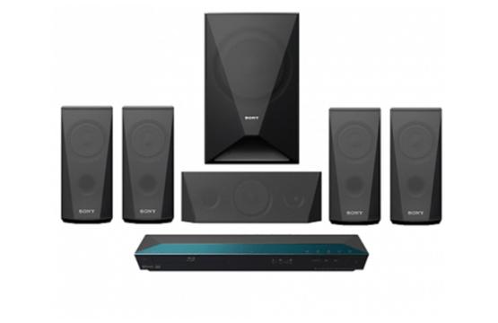 Sony DAV-DZ 350 Home Theater System