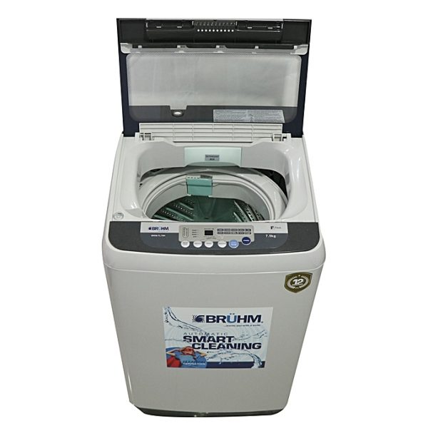 Bruhm10 Kg Capacity Top Load Washing Machine