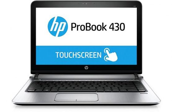 HP ProBook 430 G2 Core i3 4th Gen 4GB RAM 320GB HDD Touchscreen