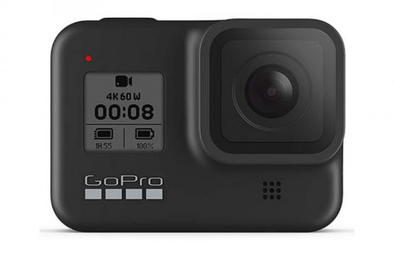 GoPro Hero8 Waterproof Action Camera