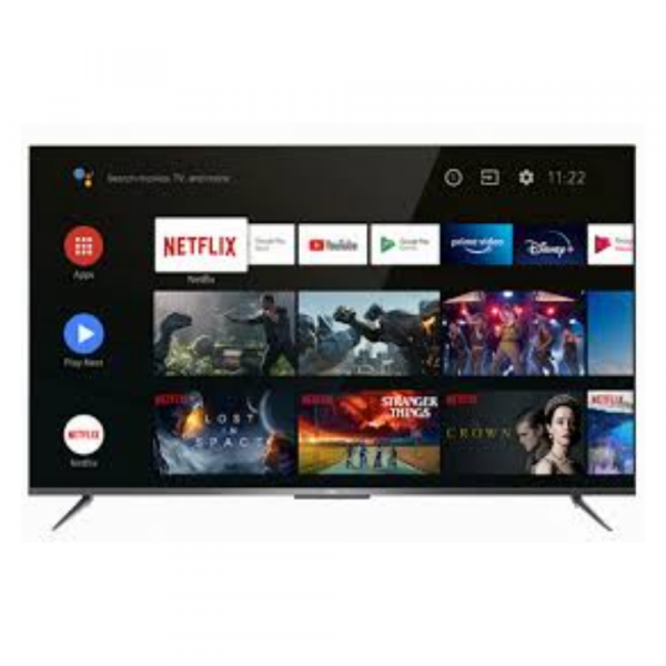 TCL 55 Inch 4K ULTRA HD ANDROID TV