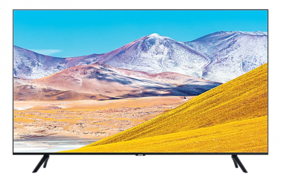 Samsung  65″ TU8000 Crystal UHD 4K Smart TV (2020)