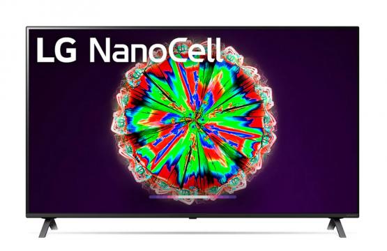 LG Nano80 Series 55 inch 4K TV w/ AI ThinQ®