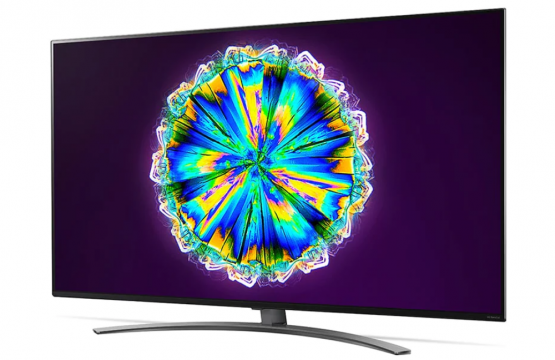 LG Nano86 Series 55 inch 4K TV w/ AI ThinQ®