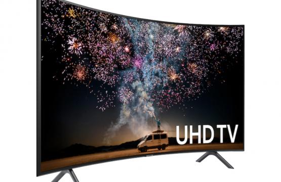 Samsung 65″ RU7300 Curved Smart 4K UHD TV