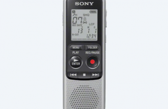 Sony BX140 Mono Difital Voice Recorder BX Series