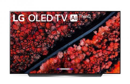 LG C9 65 inch Class 4K Smart OLED TV w/ AI ThinQ®