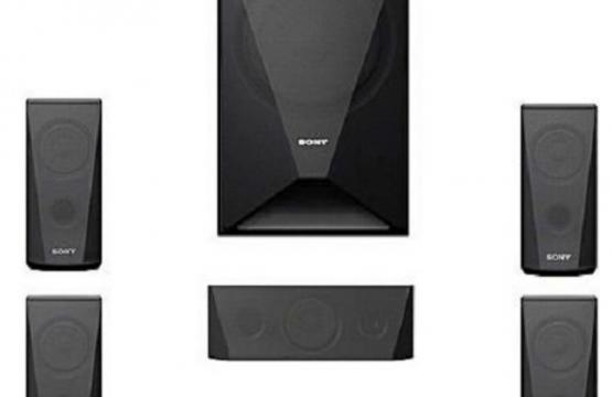 Sony Home Theatre Blu-Ray BDV-E3100