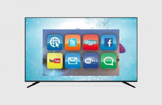 EEFA LN4100S 55″ Frameless Smart Android TV