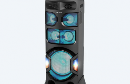 Sony V81D High Power Party Speaker with Bluetooth Technology