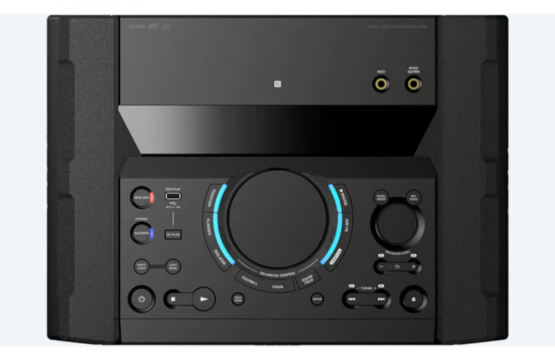 Sony SHAKE-X70D High Power Home Audio System with DVD