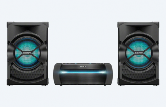 Sony SHAKE-X10 High-Power Home Audio System with Bluetooth® Technology