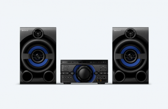 Sony M40D High Power Audio System with DVD