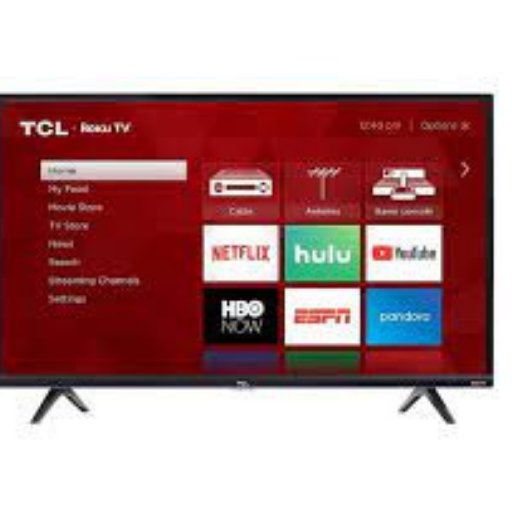 TCL 40-inch  Smart Android TV