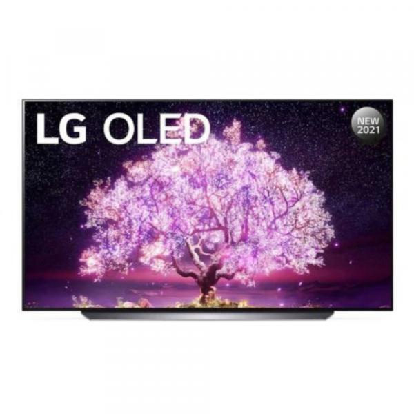 LG C1 55 inch Class 4K Smart OLED TV